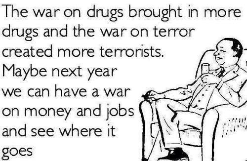 Let's Have A War On Prosperity
