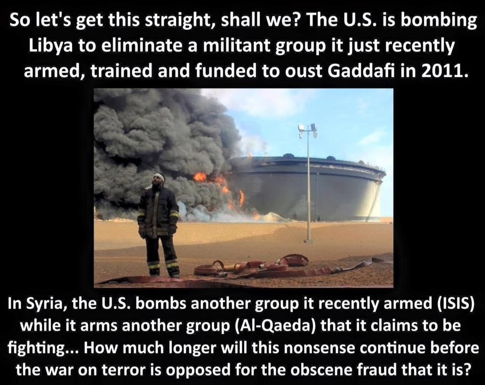 War On Terror Is An Obscene Fraud