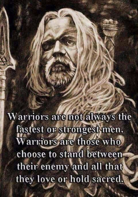 Warriors Stand