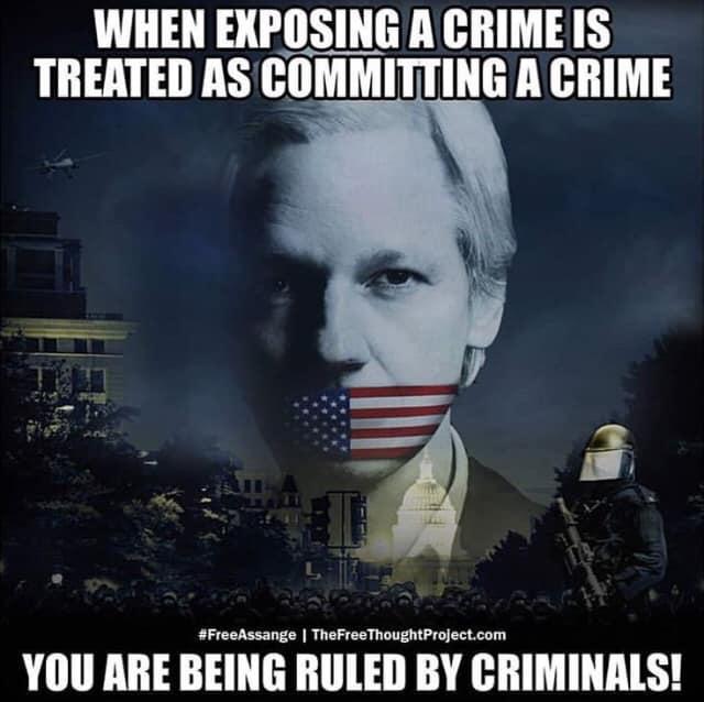 When Exposing A Crime