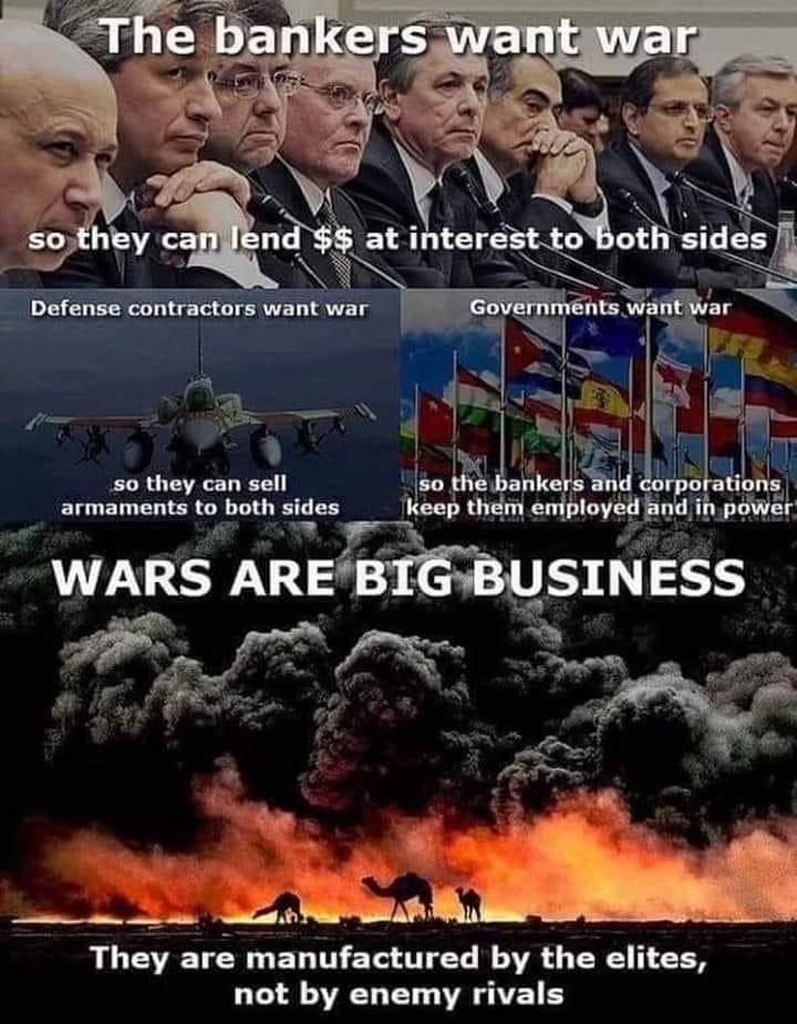 Who Wants War