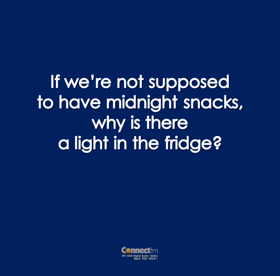 Why Is There A Light In The Fridge