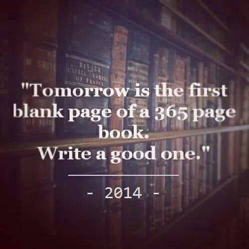 Write A Good Book This Year