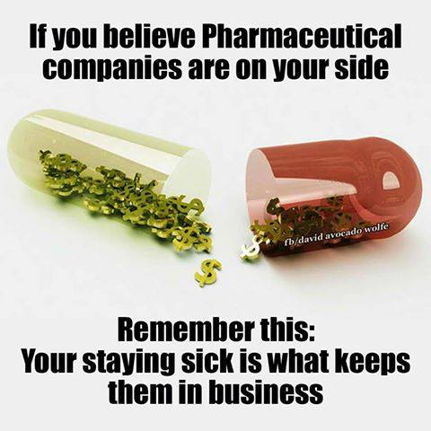 You Sick - They Profit