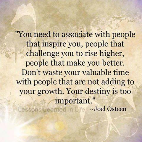 Your Destiny Is Too Important