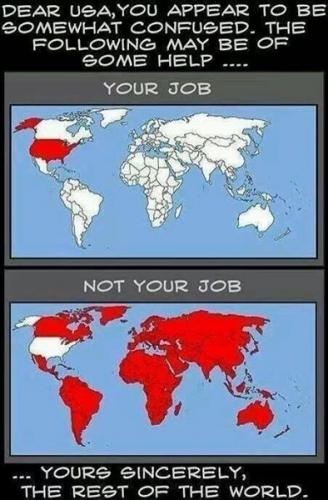 Your Job - Not Your Job