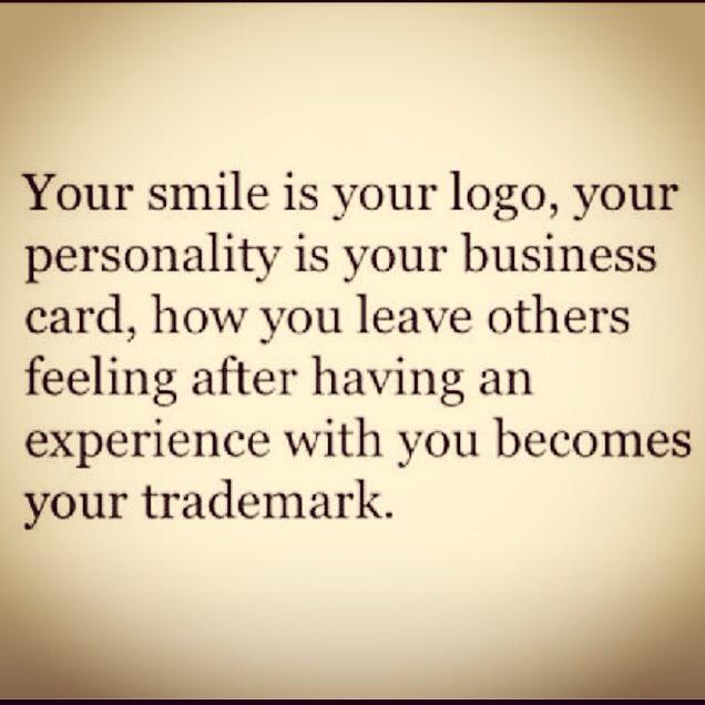 Your Logo, Card And Trademark
