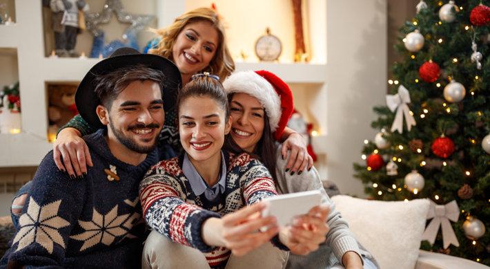 christmas-selfie