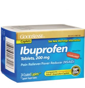 ibuprofen-packet