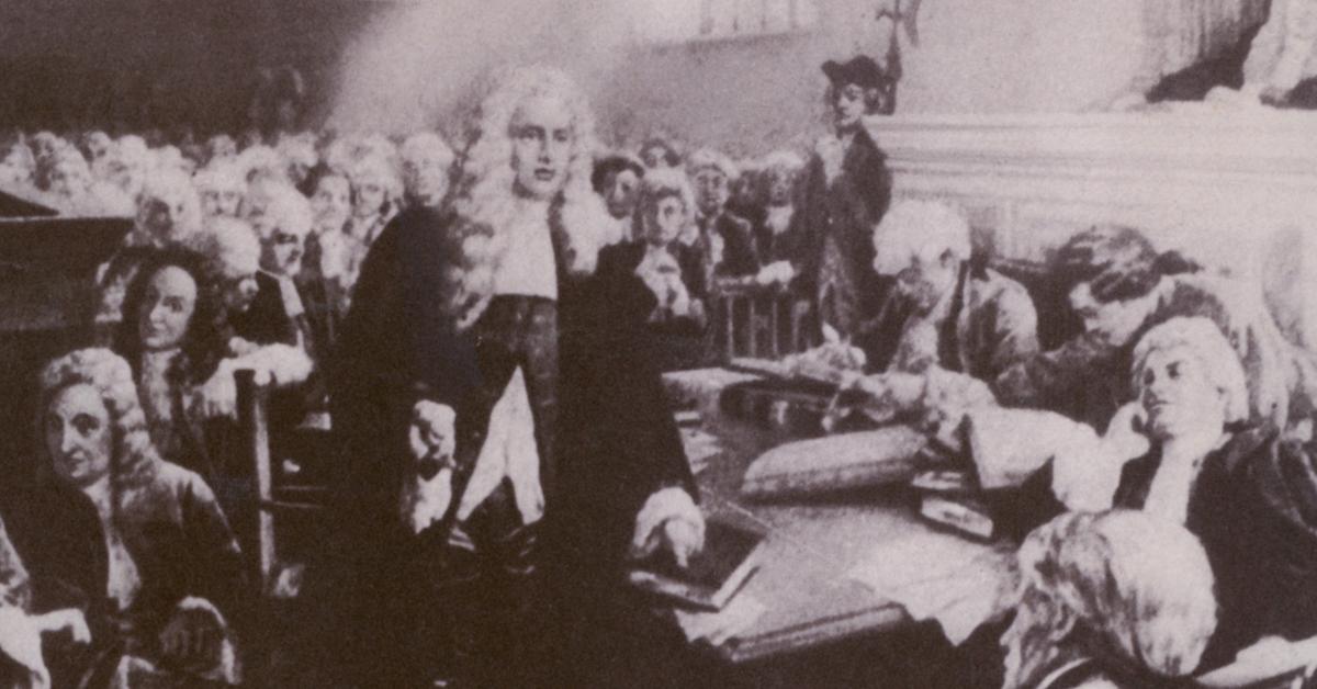 jury nullification andrew hamilton