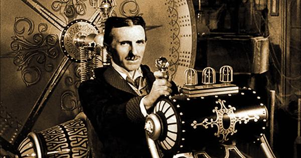 Nikola Tesla Experiment