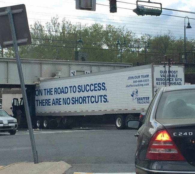 No Short Ciuts