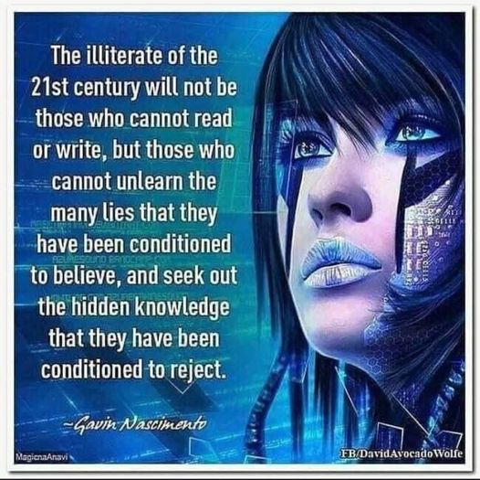 21st Century Illiterate