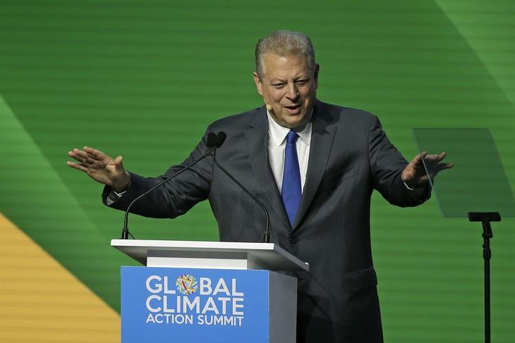 Al Gore Climate Scammer