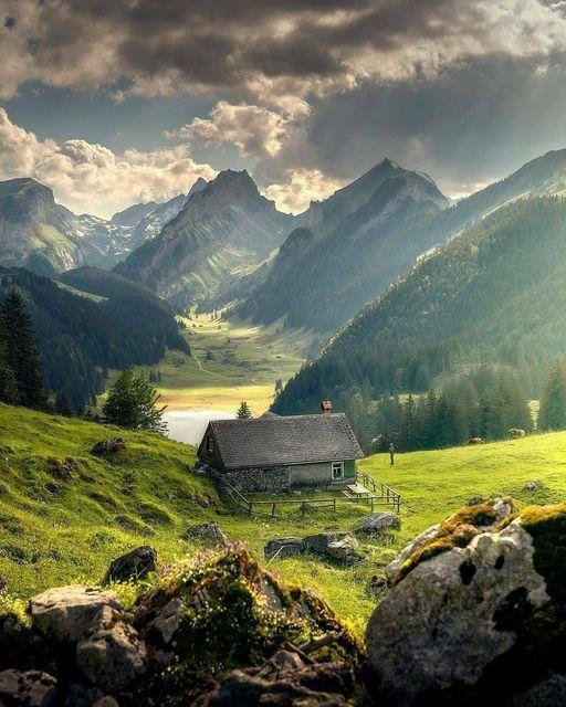 Appenzell Innerrhoden Canton