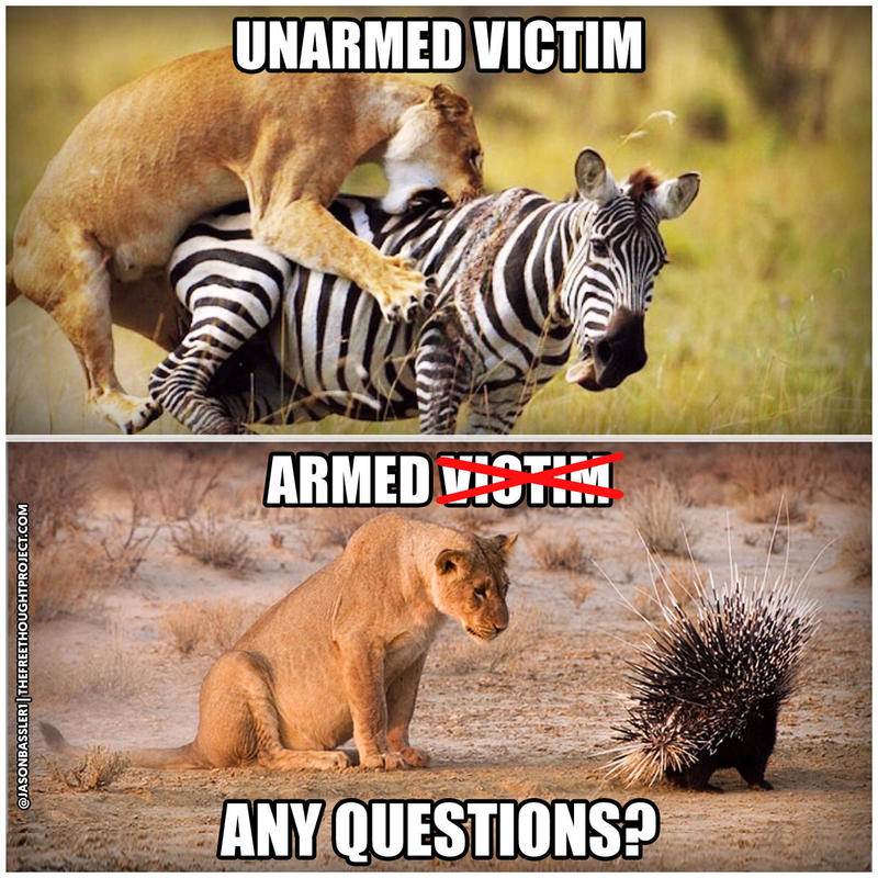 Armed vs Unarmed