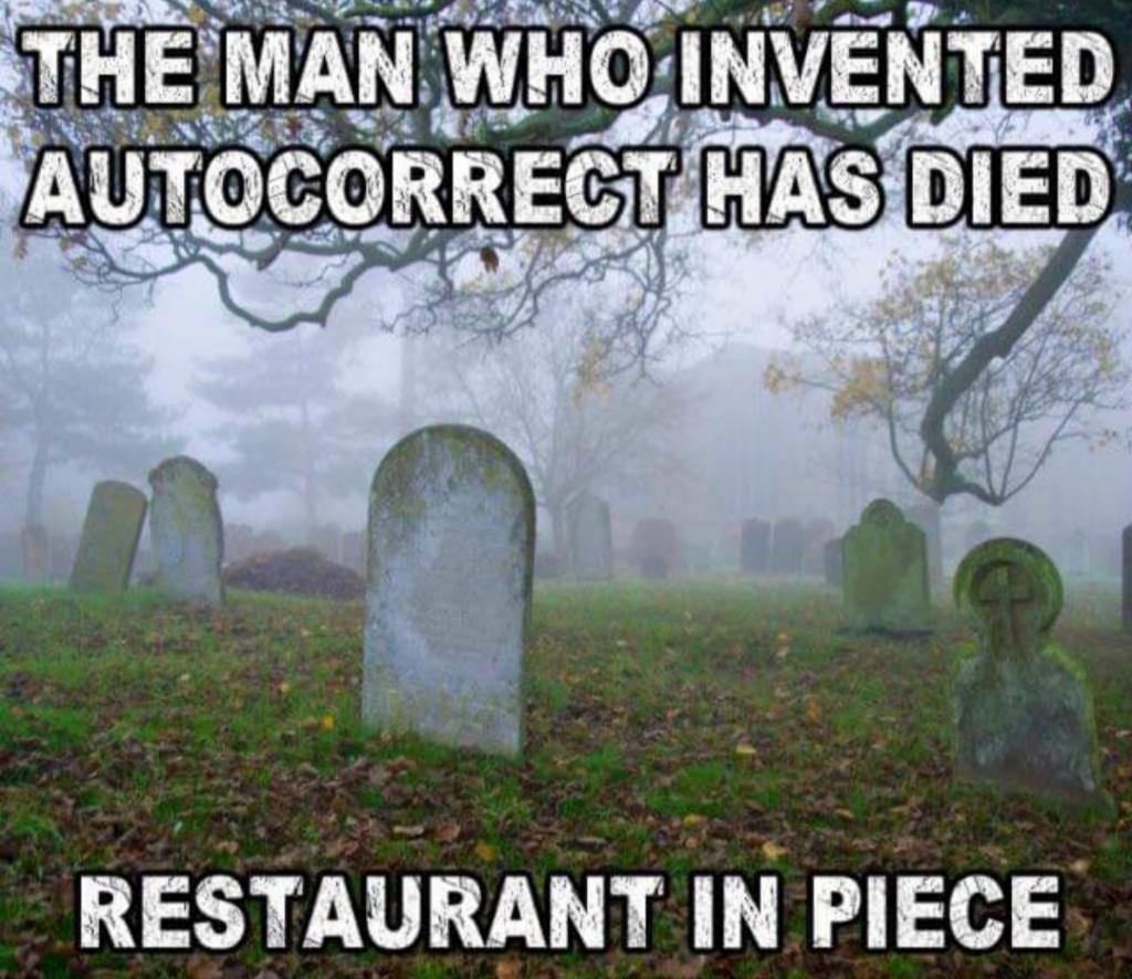 Autocorrect Inventor Dies