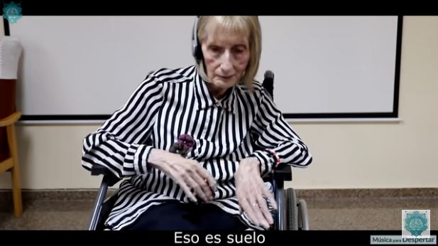 Ballerina With Alzheimer's