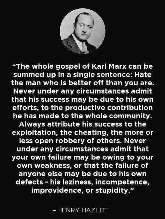 Blame The Success