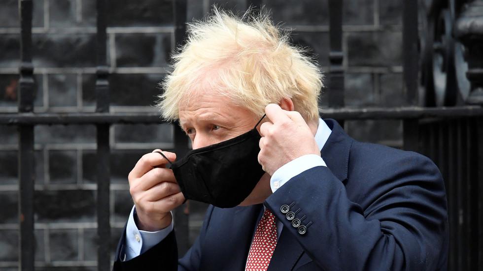 Boris In Black