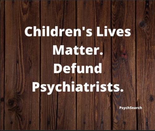 Children's Lives Matter
