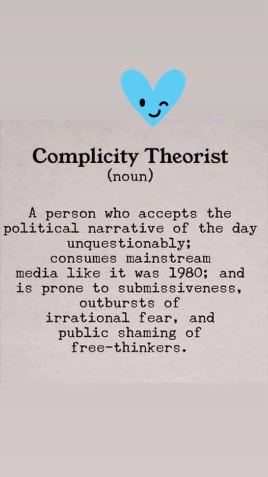 Complicity Theorist