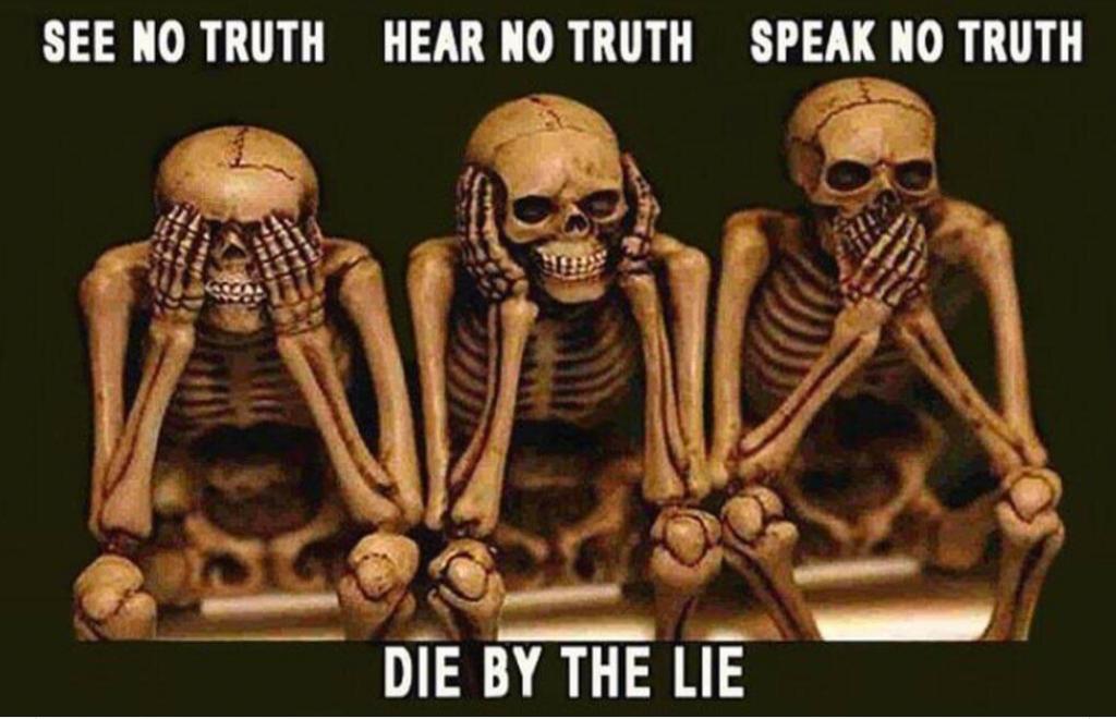 Die By The Lie