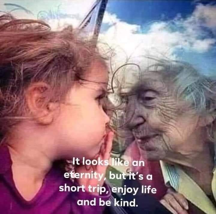 lLife Is Short. Enjoy The Trip And Be Kind!