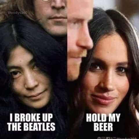I Broke Up The Beatles...