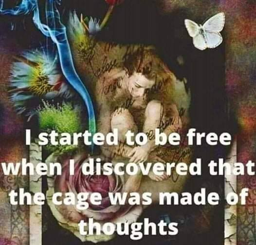 I Started To Be Free