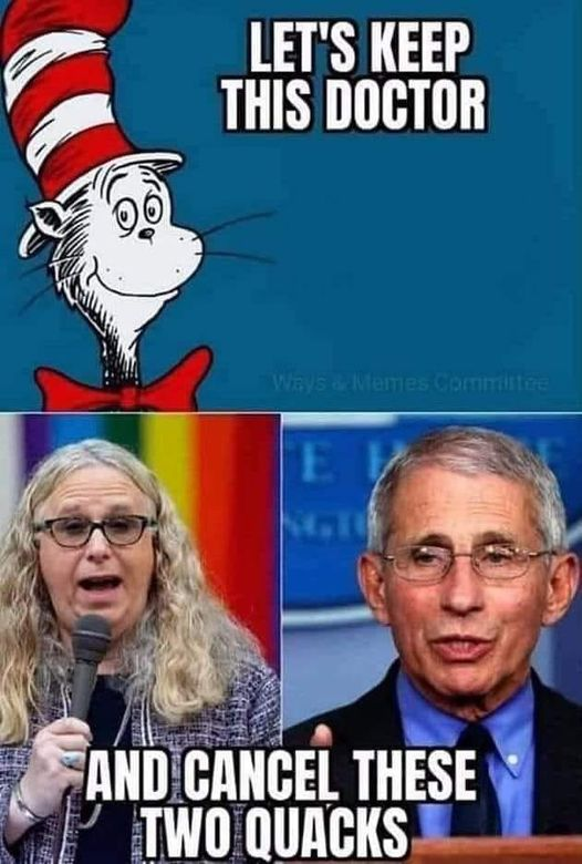 Keep Dr Seuss