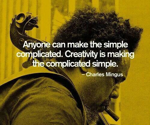 Make Complex Simple