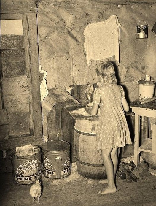 Making Biscuits 1938