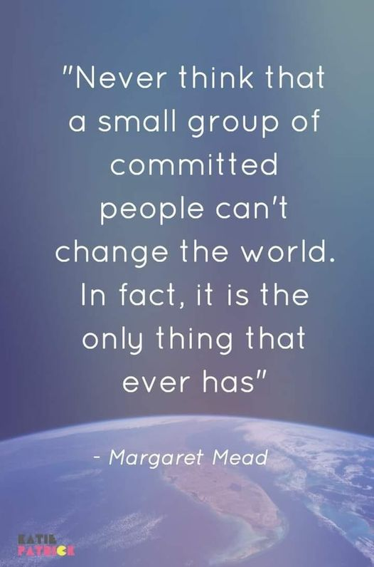 Margaret Mead On Changing The World
