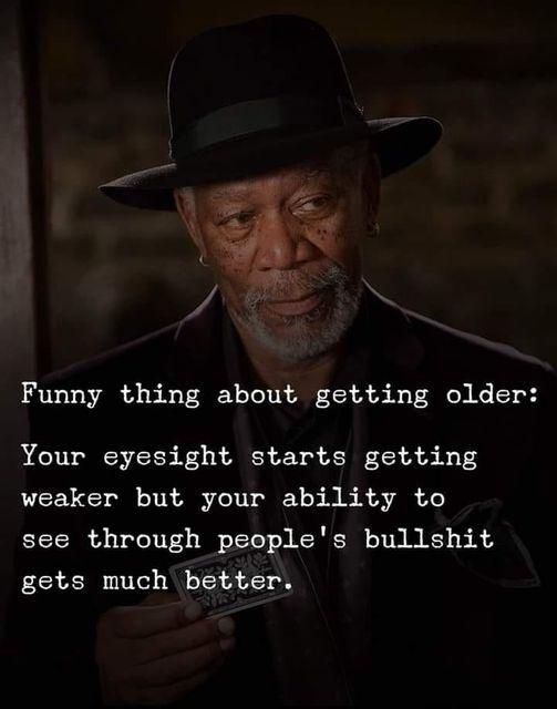 Morgan Freeman Quote
