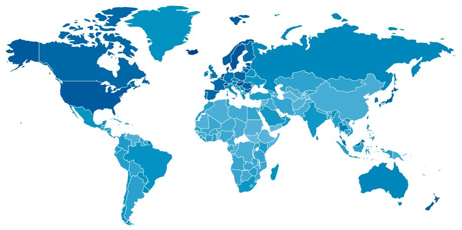 National Broadband Speeds
