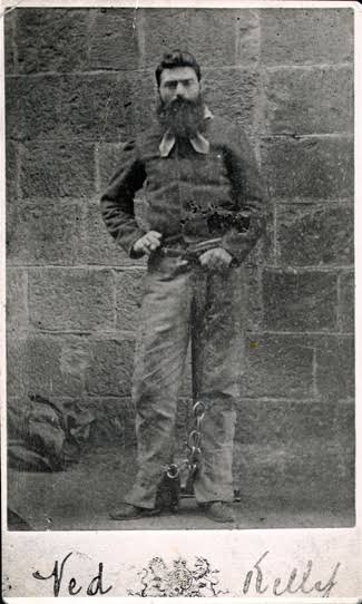 Remembering Ned Kelly