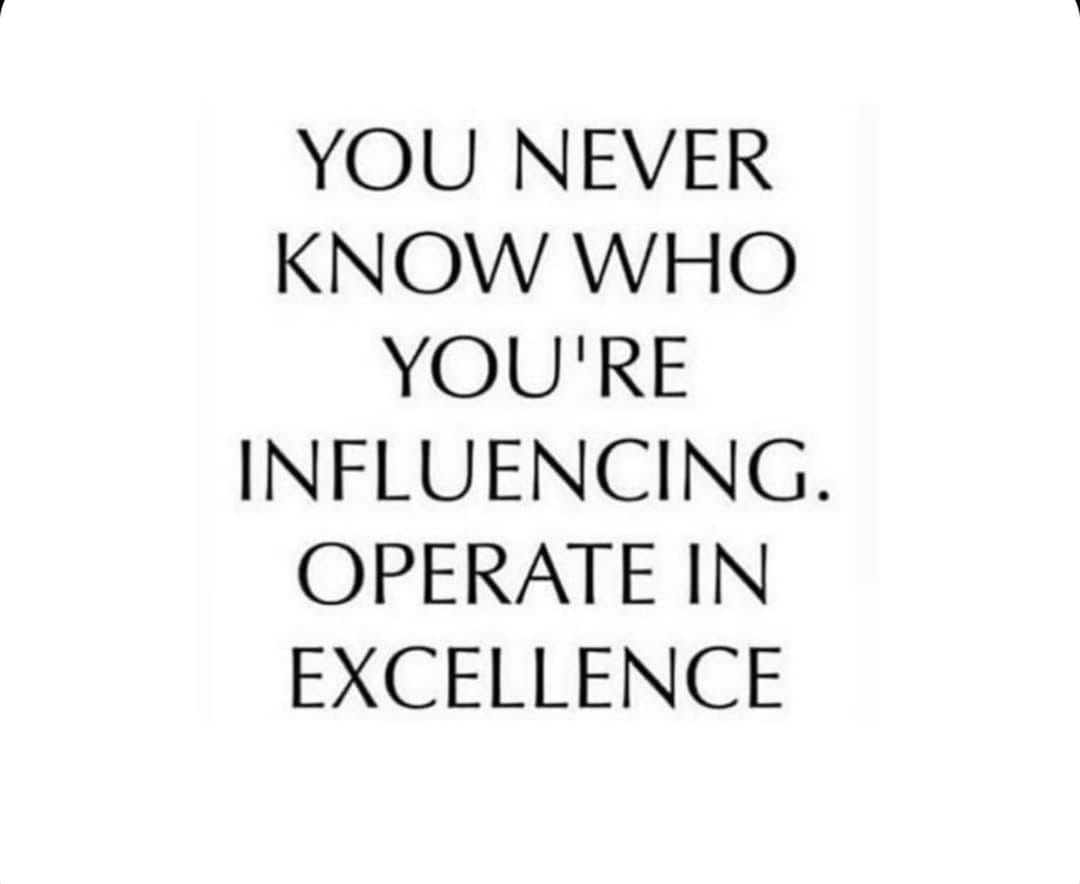 Operate In Excellence