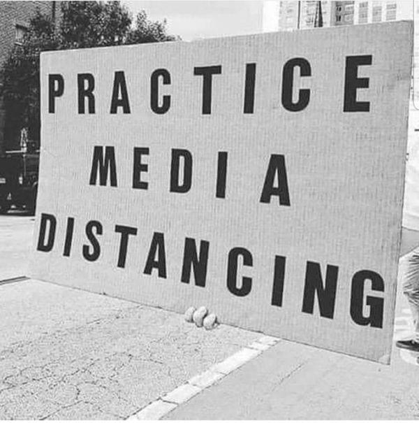 Practice Media Distancing