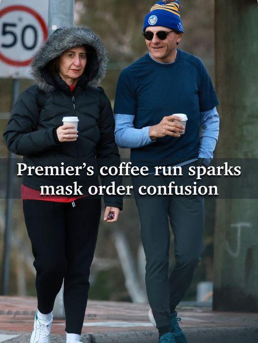 Premier Hypocrisy