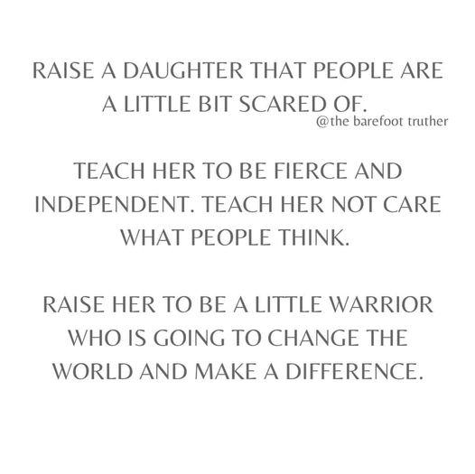 Raise A Daughter
