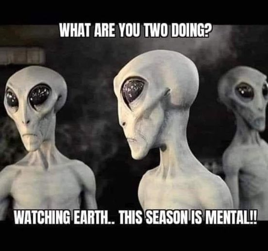 Season 2020 Is Mental