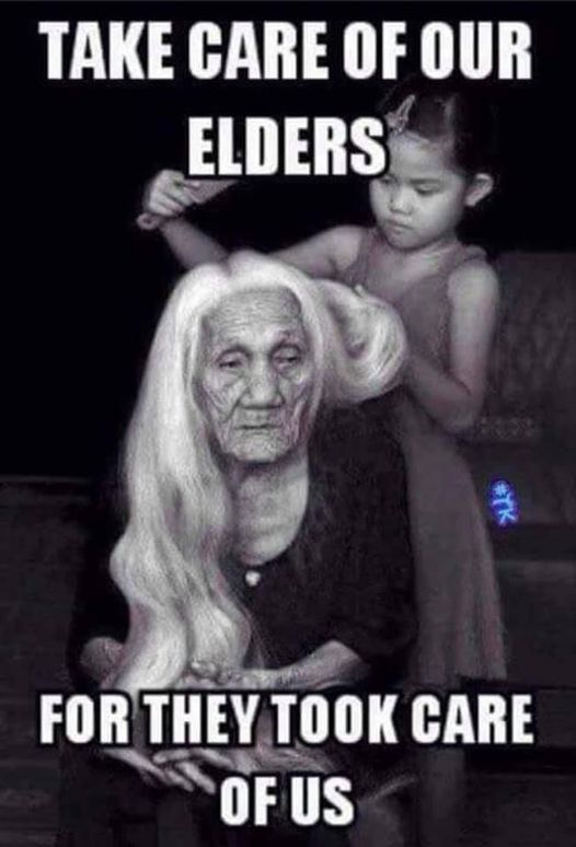 Take Care Of Our Elders