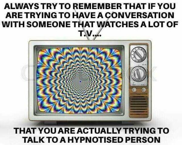 Talking To The Hypnotised