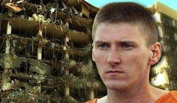 Timothy McVeigh Oklahoma City Bombing