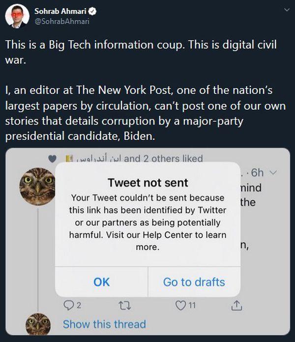 Twitter Goes Full Feral