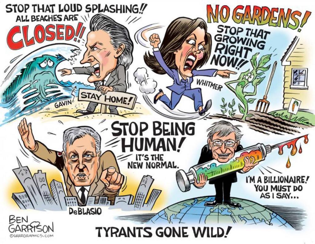 Tyrants Gone Wild