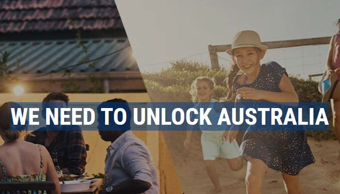 Unlock Australia!