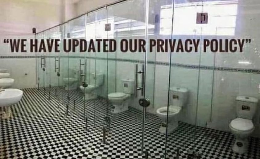 Updated Privacy Policy