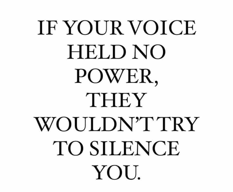 Your Voice